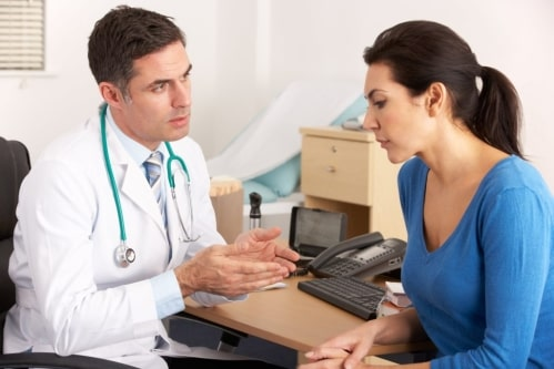 осмотр гинеколога