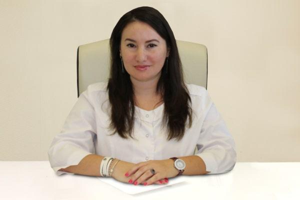 Аляль Зарема Чатибовна