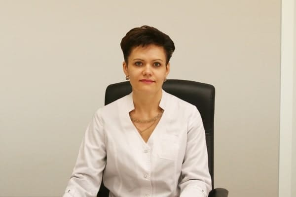 Журавлева Светлана Ивановна