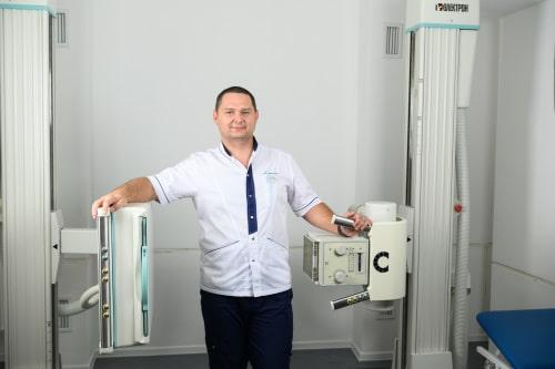 рентген в Краснодаре в клинике Здрава