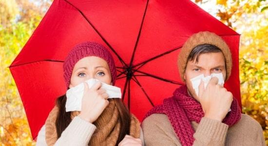 Как не заболеть ОРВИ в сезон простуд